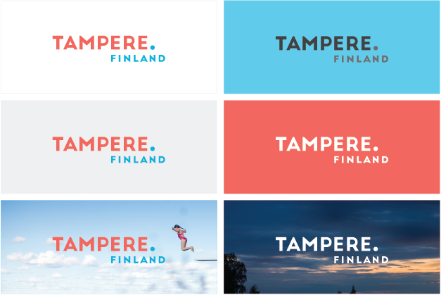 Tampere.Finland logotypes